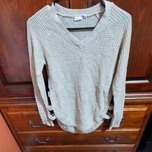 Crochet sweater